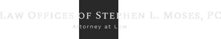 Logo of Law Offices of Stephen L. Moses, P.C.